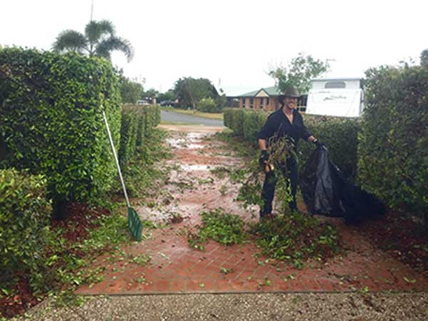 Mackay gardening services lawn mowing property maintenance