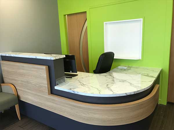 complete office renovations mackay