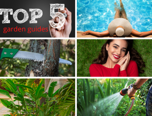 Top five garden guides for 2020