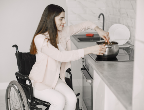 NDIS advice for younger participants in residential aged care